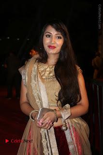 Actress Vennela Stills in Lehenga Choli at Gemini TV Puraskaralu 2016 Event  0026.JPG