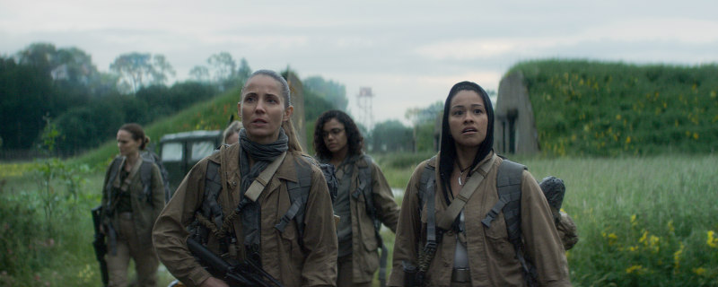 ANNIHILATION movie