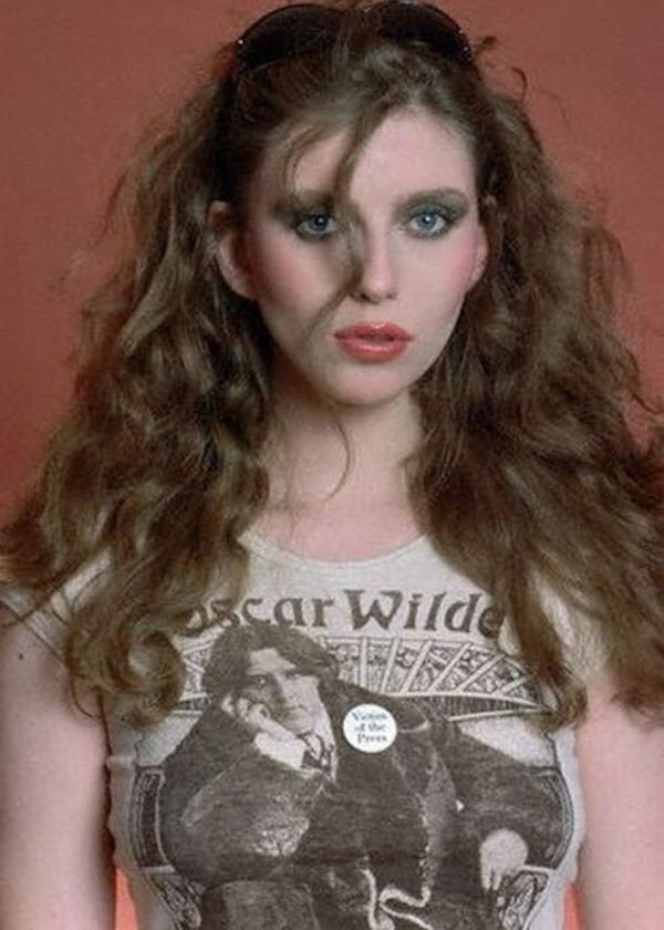 Style Icon: Bebe Buell