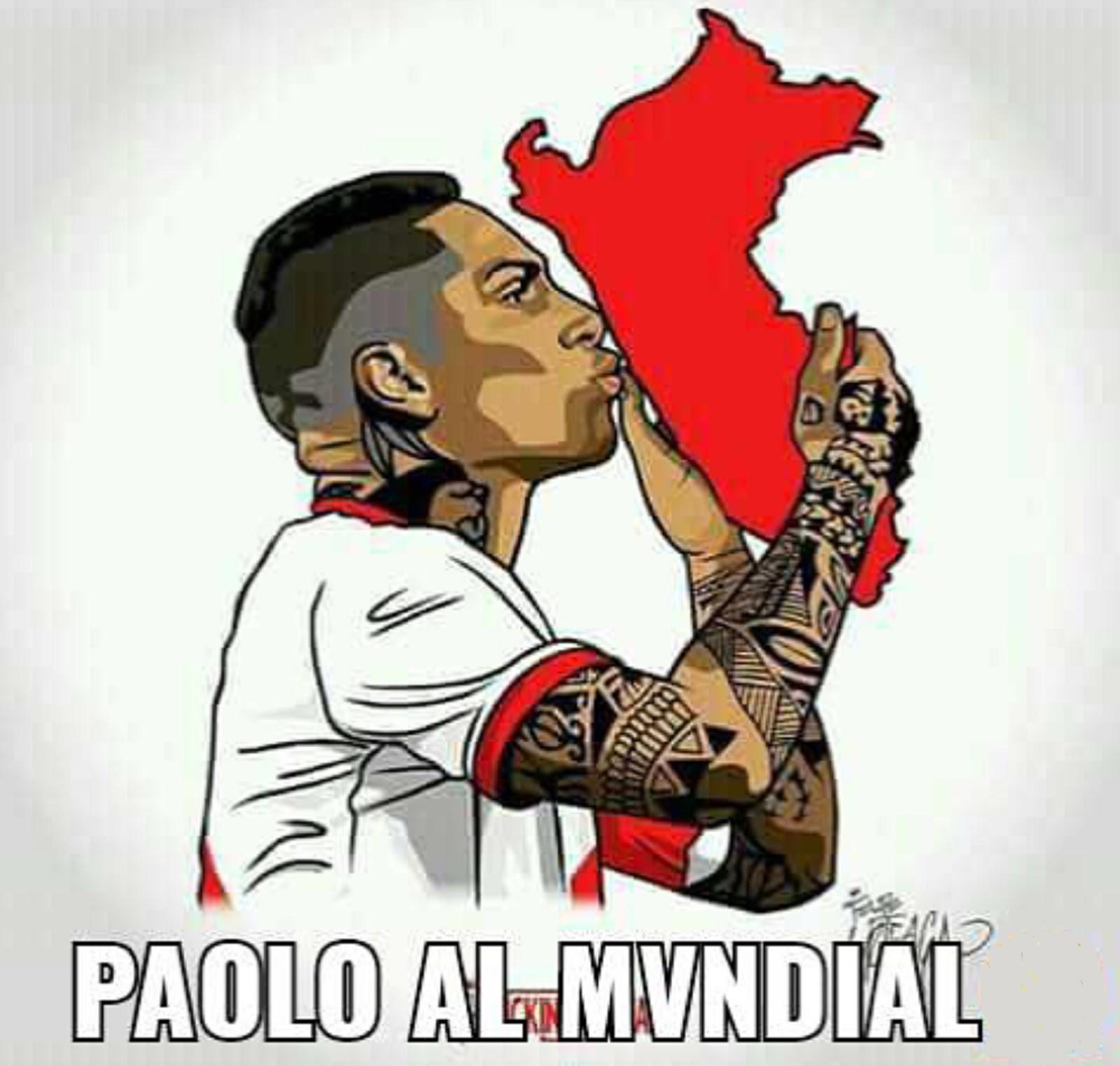 PAOLO GUERRERO 8