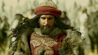 Ranveer Singh First Look Photo Of Padmavati Movie