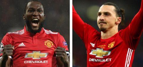Manchester United vs Newcastle: Lukaku dan Ibrahimovic Bisa Dimainkan Bersama