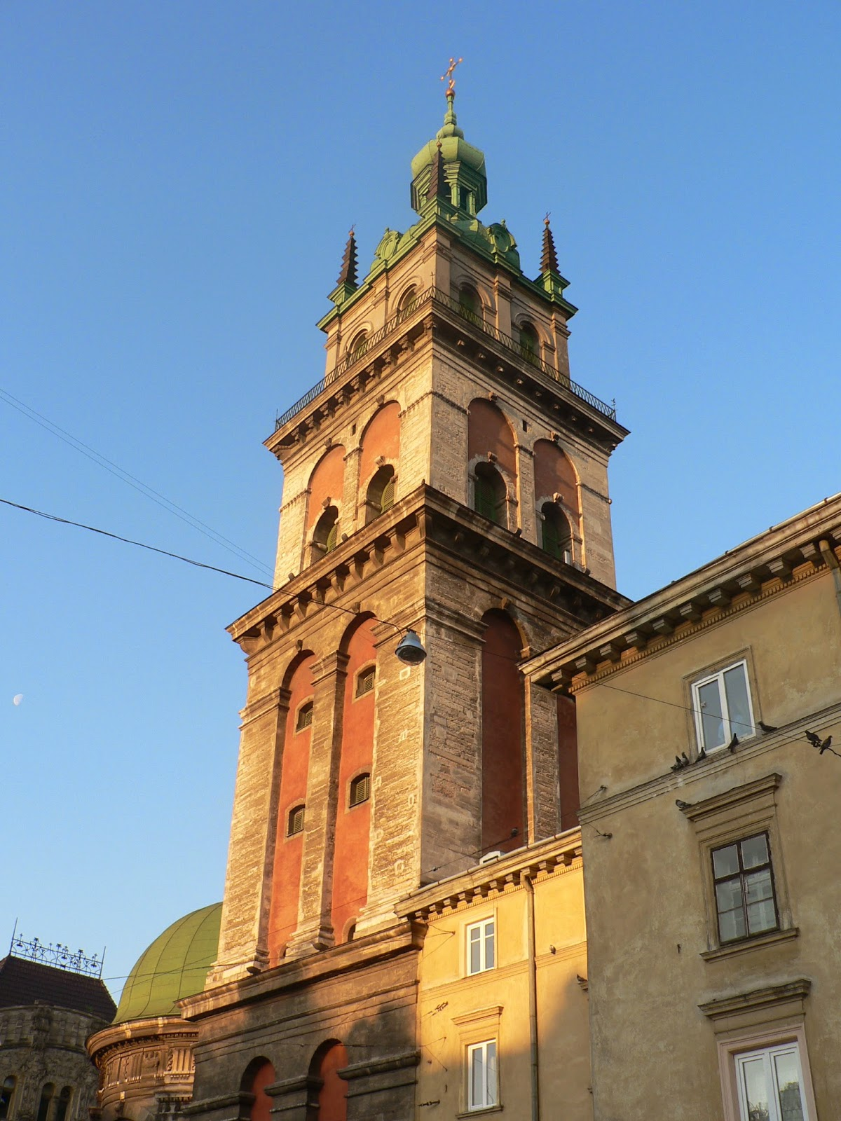 Башня-Корнятка