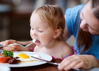 jangan dipaksa anak yang susah makan, kenapa?