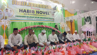 Pemkab Kotabaru Gelar Maulid Nabi Muhammad SAW