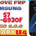 Samsung S7  Oreo U4 Frp Unlock| Samsung S7 Sm-G930f Frp bypass 2019