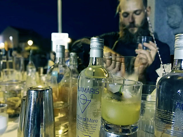 Cocktail Maris Panama di Marco Rasta