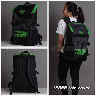 Gaming Bag - Tas Gaming ULTIMATE Backpack - Razer