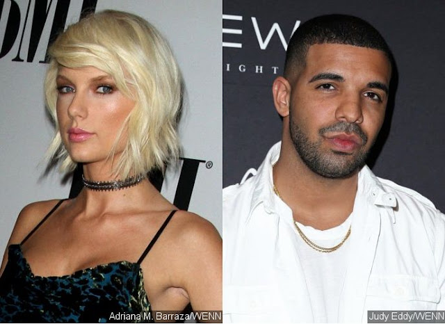 Taylor Swift Working on Collaboration With Drake