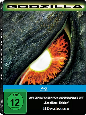Godzilla (1998) Movie Download 1080p & 720p BluRay