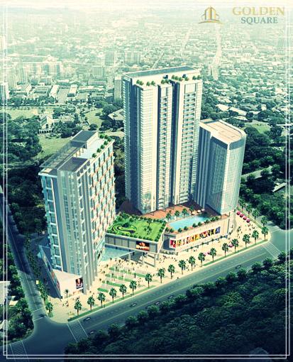 Cơ hội đầu tư hấp dẫn tại dự án Golden Square