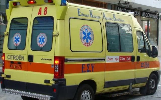 Κρήτη: 75χρονος στο Ρέθυμνο έχασε τη ζωή του μετά από τροχαίο