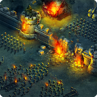 Throne Rush APK Strategy Games For Android Offline Installer