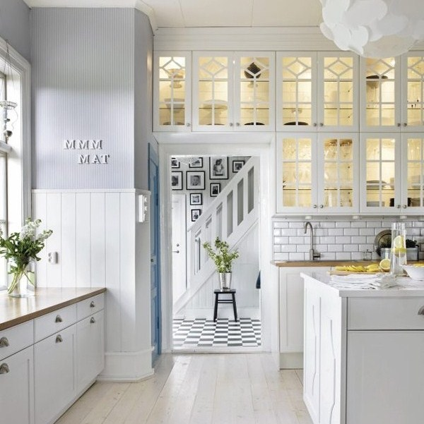 Room Tour Beautiful Kitchen Makeover With Timeless: Homes Decoration Tips