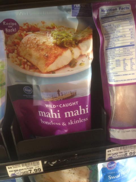 Mahi Mahi, 12 oz - Kroger