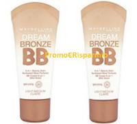 Logo Diventa tester Mybelline Dream Bronze BB