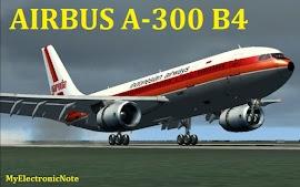 AIRBUS A-300 B4
