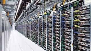 Η Apple σύμφωνα με πληροφορίες πληρώνει ενοίκιο 400 έως 600.000.000 δολάρια ανά έτος στη Google για αποθήκευση των δεδομένων της.