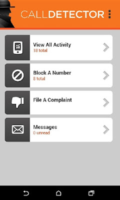 Block Telemarketing Calls on your Smartphone with Call Detector App How to Block Unwanted Calls and Texts on Tracfone - The Call Detector App