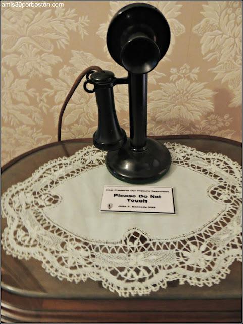 Casa de Nacimiento de Jonh F. Kennedy: Teléfono