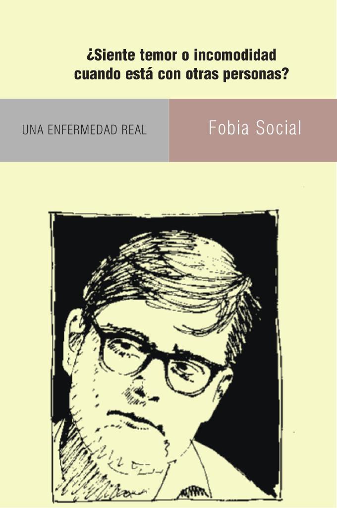 Fobia social: Una enfermedad real