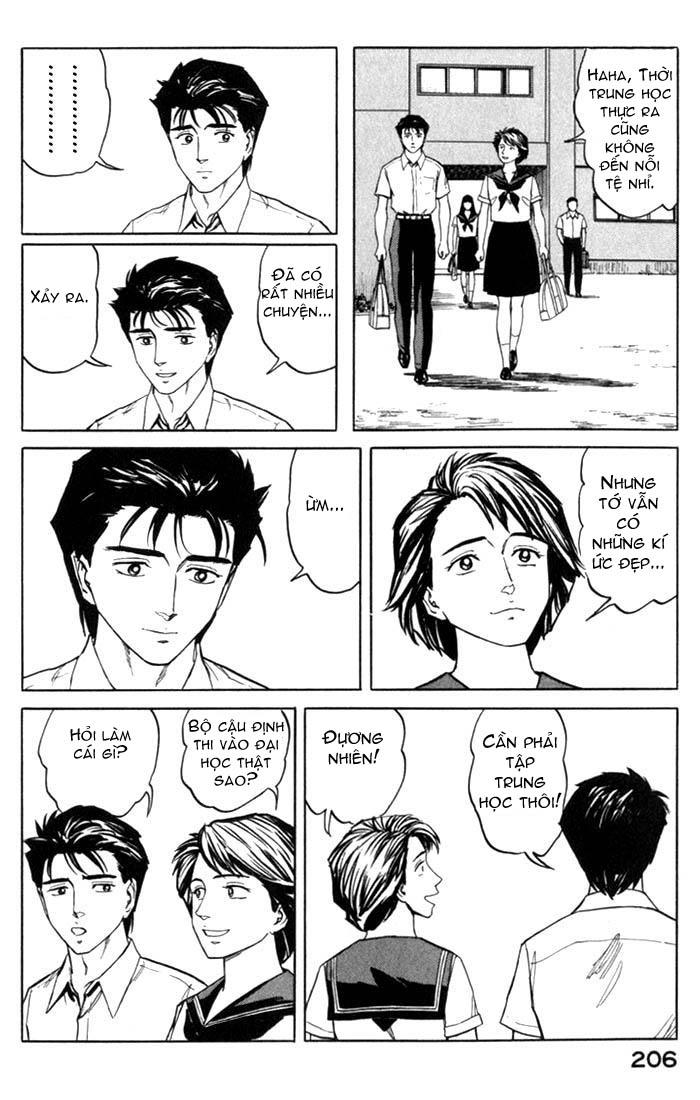Kiseijuu chương 51: hướng đi trang 30