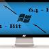 طريقتين لمعرفة نوع نظامك 32bit ام 64bit