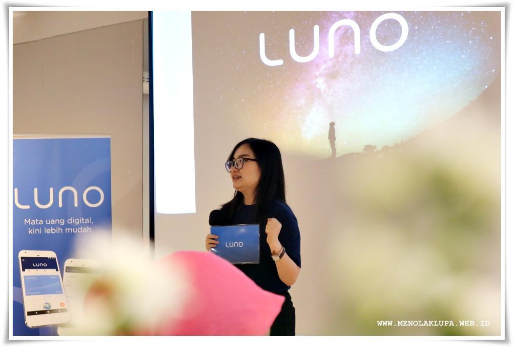 Claristy selaku Operations Growth Lead Luno
