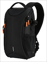 Vanguard OSLO 47BK Sling Bag - BLACK