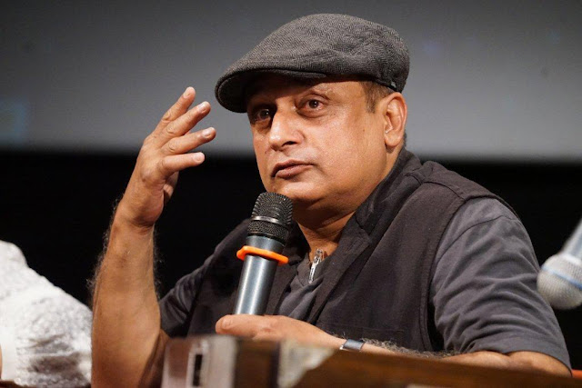 Acclaimed Actor Piyush Mishra at Whistling Woods International