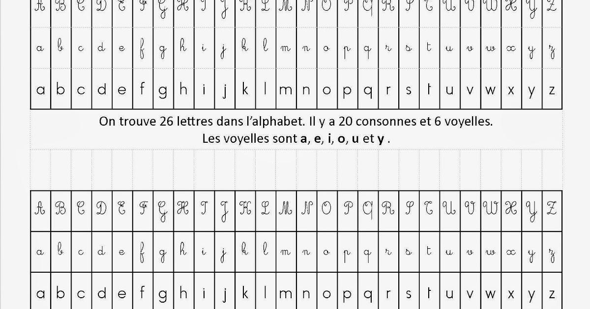 ID en vrac autour de l'éducation bienveillante: Mémo alphabet