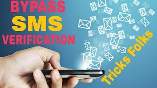 bypass sms verification