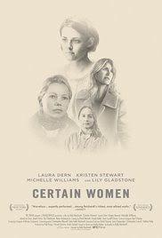 مشاهدة فيلم 2016 Certain Women مترجم اون لاين و تحميل مباشر