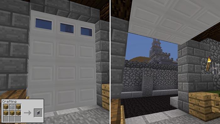 Plug Craft Br Malisis Doors Mod Para Minecraft 1 8 9 1
