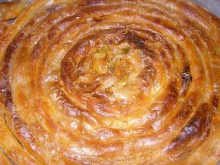 Sheet Pastry (Carsaf Boregi)