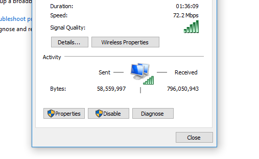 Mengatasi Wifi Windows 10 Susah Connect (Tanda Pentung)
