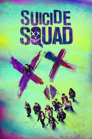 Poster Suicide Squad EXTENDED CUT 2016
