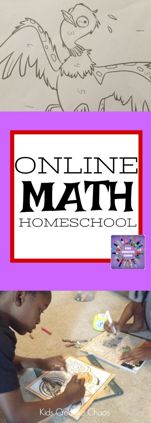 Math for Homeschoolers Online