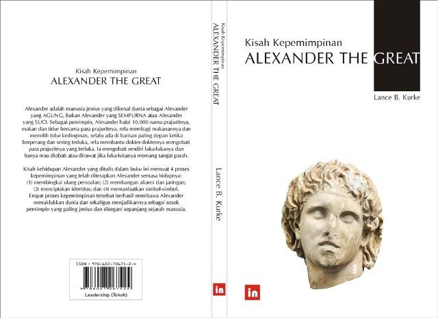 Kisah Kepemimpinan Alexander (Penerjemah Asep Rachmatullah)