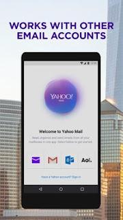 تحميل تطبيق البريد الإلكتروني Yahoo Mail