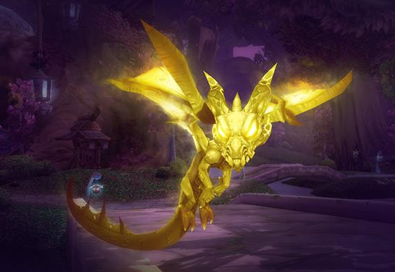 New Forum Holiday WoW Pet Giveaway: Soul of the Aspects