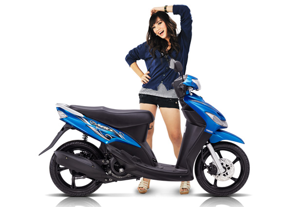 Yamaha Mio Amore manual