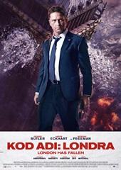 Kod Adı: Londra (2016) 720p Film indir