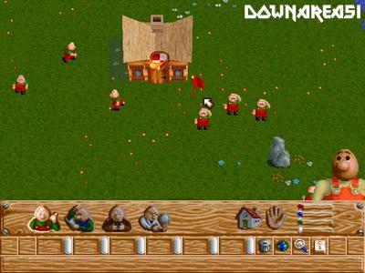 Baldies PSX Game