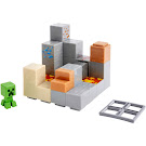 Minecraft Creeper Environment Sets Figure