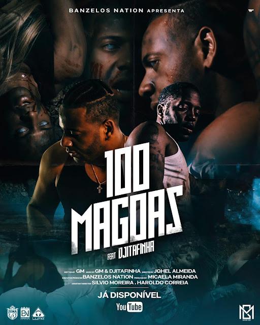 Letra: GM (Zona 5) - 100 Magoas (Feat. Dji Tafinha)