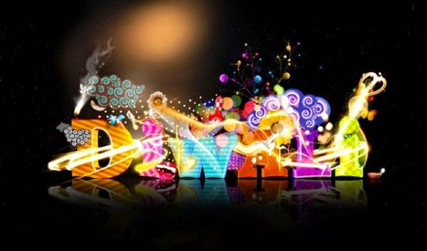 Happy Diwali 2015 3D Photos Free Download for Facebook