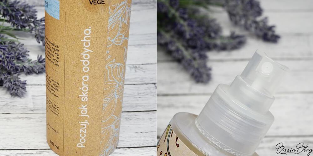 kosmetyki Resibo, Resibo tonik mgiełka nawilżająca, naturalny tonik do twarzy, nawilżający tonik do twarzy, łagodny tonik do twarzy, naturalne kosmetyki, kosmetyki naturalne