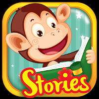 Monkey Stories: children's books & reading games [Game]