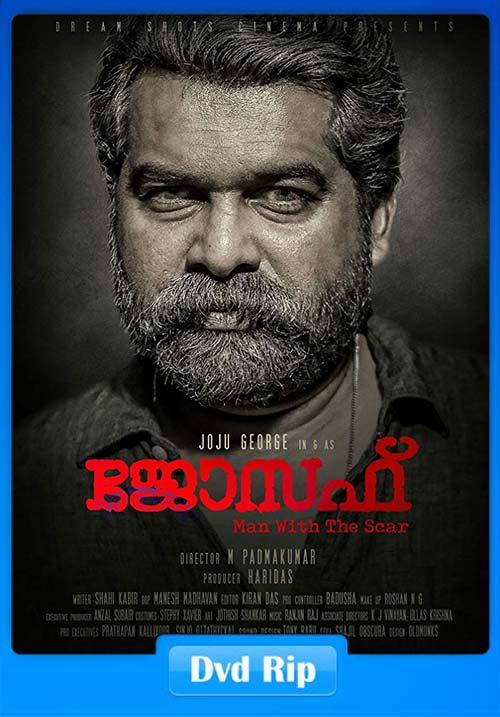 Joseph 2018 Malayalam 720p Movie DVDRip x264 | 480p 300MB | 100MB HEVC Poster